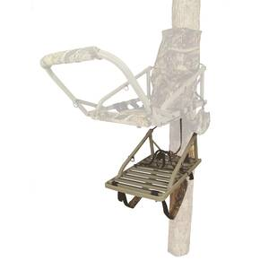 API Outdoors Grand Slam Super Magnum Footrest FG