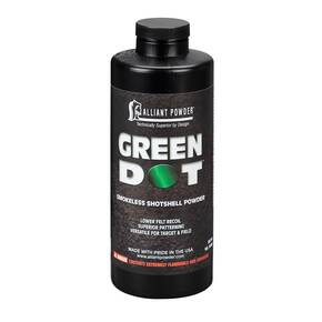 Alliant Green Dot Shotshell Powder 4 lbs