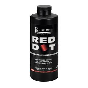 Alliant Red Dot Smokeless Target Shotshell Powder 12 ga - 4 lbs