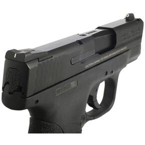 XS Sight Systems DXW Standard Dot Express Sight (Tritium Front, White Stripe Rear) S&W M&P 9, 40, & 45