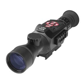 ATN X-Sight II HD 3-14x Day & Night Rifle Scope - HD VideoRec WiFi GPS