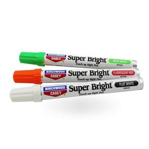 Birchwood Casey Super Bright Pen Kit Green/Red/White