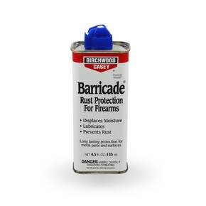 Birchwood Casey Barricade Rust Protection - 4.5 oz Spout Can