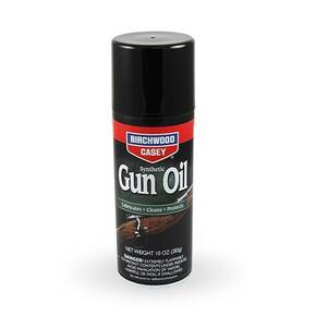 Birchwood Casey Synthetic Gun Oil with PTFE Lubricant- 10 oz