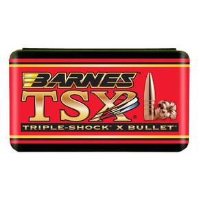 "Barnes TSX Bullets 6.5mm ACP .264"" 130 gr FB 50/ct"