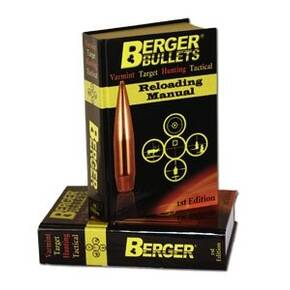 Berger Bullets Reloading Manual (2018)