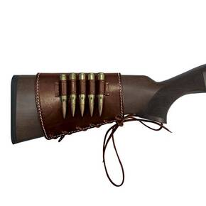 Tagua Hunting Series Buttstock Cartridge and Shotshell Carrier