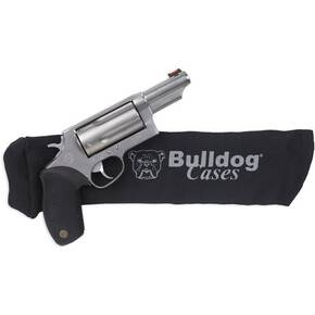 Bulldog Gun Socks Handgun 14 Inch X 4 Inch - Black
