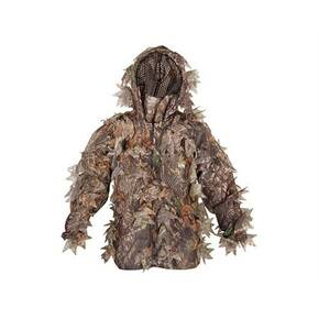 Bug Tamer Plus 3-D Big Leaf Parka with Face Shield - Mossy Oak New Break-Up