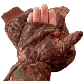 Bug Tamer Shooting Mitts Mossy Oak Break Up