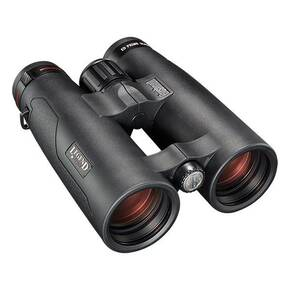 Bushnell Legend M-Series Binocular - 8x42mm Open Bridge Roof Rainguard HD UWB ED Black