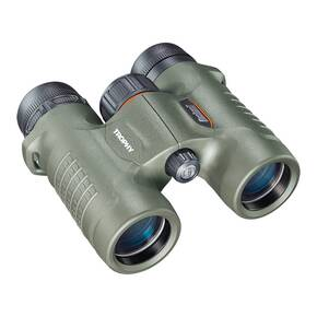 Bushnell Trophy Binoculars - 8x32mm BaK-4 Roof Prism Green