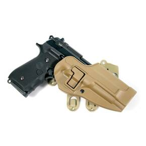 Blackhawk! S.T.R.I.K.E. Serpa Holster Right Hand for Beretta M9/92/96
