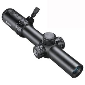Bushnell AR Rifle Scope - 1-4x24mm Illuminated BTR-1 Reticle Black Matte
