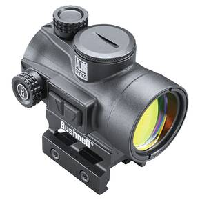Bushnell AR Optics TRS26 Red Dot - 1x26mm 3 MOA Red Dot Reticle Black Matte