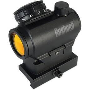 Bushnell TRS-25 HIRISE Red Dot AR Sight w/Mount - 3 MOA Red Dot Reticle Matte
