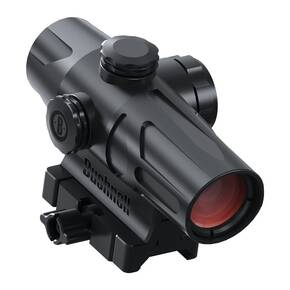 Bushnell AR Enrage Red Dot  w/Hi-Rise Mount - 2 MOA Red Dot Black Matte