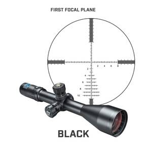 Bushnell Tac Optics LRS Rifle Scope - 6-24x50mm G2 BLK Black G2 FFP 5L