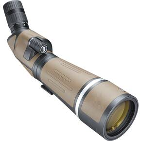 Bushnell Forge Spotting Scope - 20-60x80mm Angled Eyepiece Terrain Color