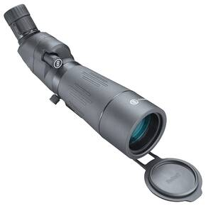 Bushnell Prime Spotting Scope - 20-60x65mm Angled Eyepiece Porro Prism Black