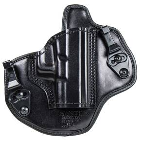 Bianchi 135 Supression Plain Black Right Hand for Glock 17