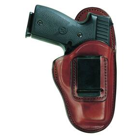Bianchi Model100 Professional Inside Waistband Holster - S&W M&P Shield 9mm 3.10 Barrel RH, Tan