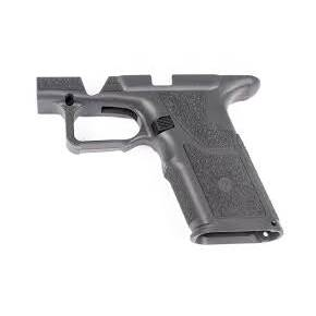 ZEV Technologies OZ9 Standard Size Grip Kit, Gray