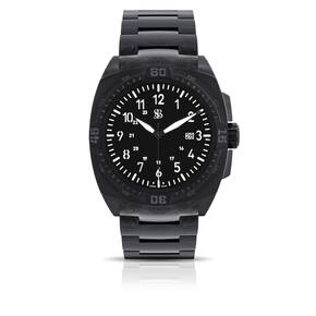 Smith & Bradley SANS-13 Evolution Watch - PVD Black