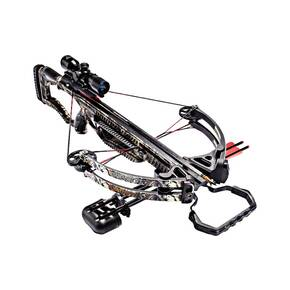 Barnett Raptor FX2 Crossbow Package with 4x32 Scope - Realtree Hardwoods
