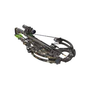 Barnett Razr Ice CRT Crossbow Package Triggertech Trigger & 5x32 Illuminated Scope - High Definition Camo