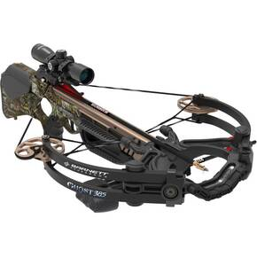 Barnett Ghost 385 CRT Reverse Cam Crossbow Premium Illuminated Scope - HD Camo