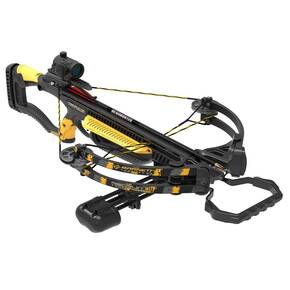 Barnett Recruit Youth Light 30 Crossbow with Red Dot Sight - Yellow