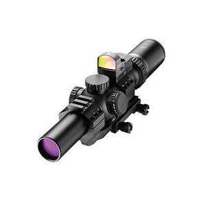 REFURBISHED Burris MTAC Rifle Scope with Tactical Kit - 1-4x-24mm Illum. Ballistic AR Reticle RFP