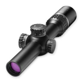 Burris XTR II Rifle Scope - 1-5x24mm Illum. XTR II Ballistic CQ Mil Reticle MAD System Mil Knobs Matte