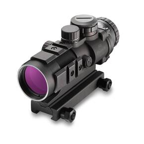 REFURBISHED Burris AR-332 Red Dot Sight - 3x32mm Illuminated Ballistic CQ Reticle Black Matte