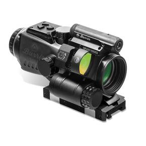 Burris T.M.P.R. System -  5x32mm Prism Sight w/FastFire M3 and Laser Sight
