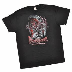 Burris Eliminator Grim Reaper T-Shirt - Black