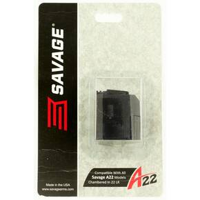 Savage Arms A22 Series Magazine .22 LR 10/rd