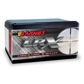 "Barnes LRX Long-Range X Bullets .30 cal .308"" 190 gr LRX BT 50/Box"