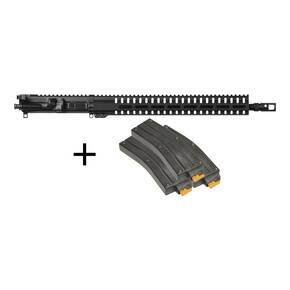 CMMG Resolute 300 MK4 Upper Group .22 LR with 3 25rd Magazines