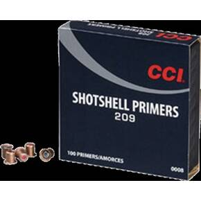 CCI Standard Primers #209 Shotshell