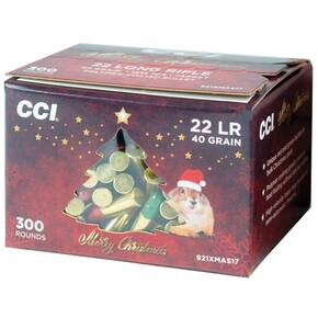 CCi Rimfire Limited Edition 2017 Ammuntion .22LR 40gr LRN 1235 fps 300/ct