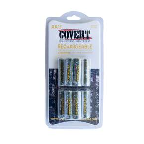 Covert Scouting Cameras AAA NiMH Rechargeable Batteries - 12/pk