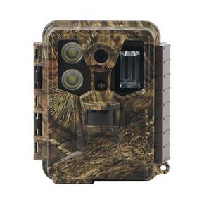 Covert NW1 Series NWF18 Trail Camera with Dual Flash Technology (LEDs & Strobe) - Mossy Oak Country Camo
