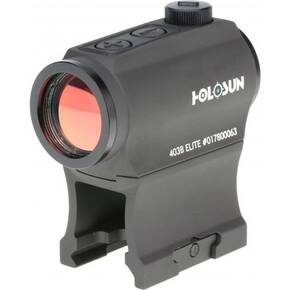 Holosun Micro Red Dot Sight HE403B-GR Elite - Green Dot/Shake Awake