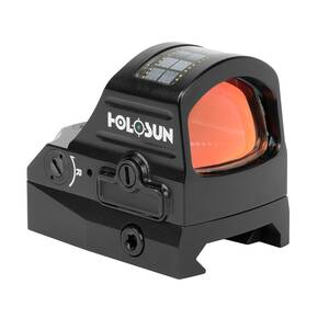 Holosun HE507C-GR X2 Reflex Sight with Multi Reticle Shake Awake - Green