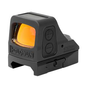 Holosun Reflex Sight Circle Dot/Solar/Titanium