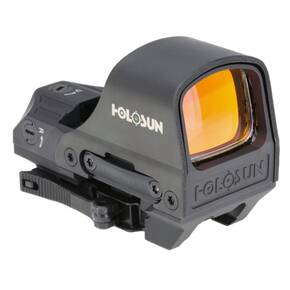 Holosun Reflex Red Dot Sight HE510C-GR Elite - Green Circle Dot/Solar Panel