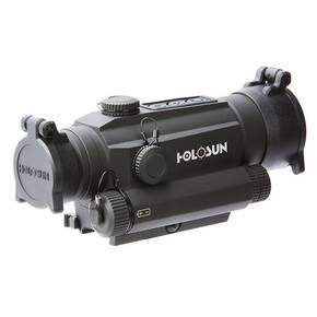 Holosun 30mm Tube Red Dot Sight HS401R5 Classic - Dot/Shake Awake/Red Laser