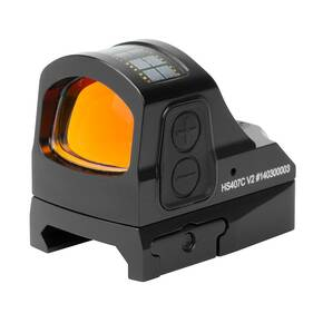 Holosun Reflex Sight 8 MOA Circle Only/Shake Awake